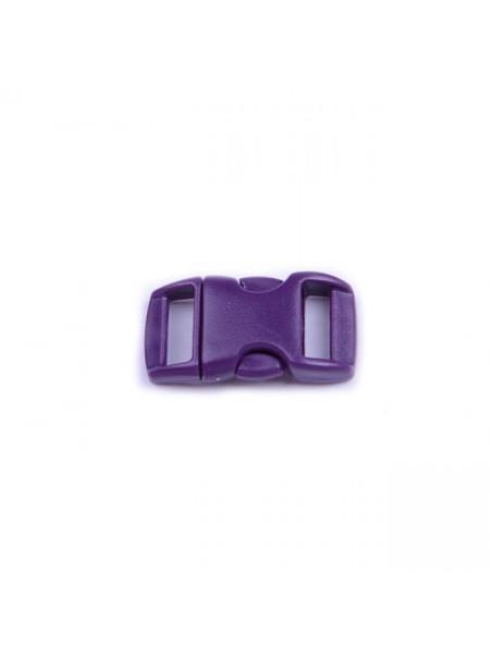 """Фастекс 3/8"""" фиолетовый"""