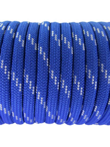 Паракорд 550 бело-синий 225