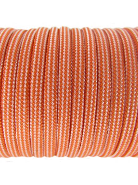Паракорд 550 бело-оранжевый 244
