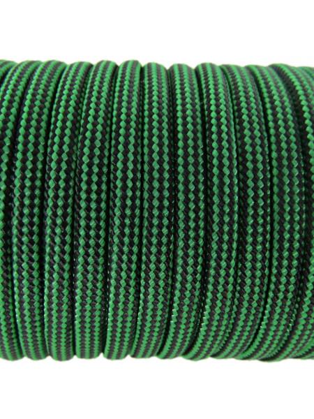 Паракорд 550 черно-темнозеленый 237