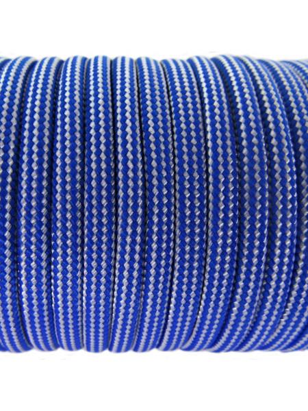 Паракорд 550 бело-синий 242