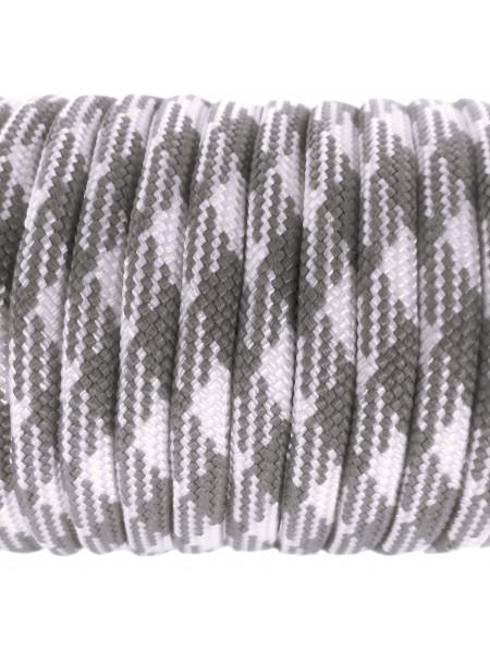 Паракорд 550 бело-серый камуфляж 215