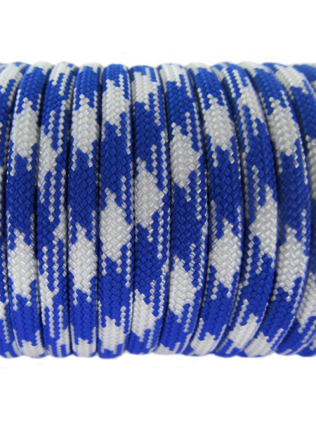 Паракорд 550 бело-синий камуфляж 214
