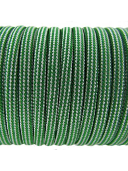 Паракорд 550 бело-зеленый 239