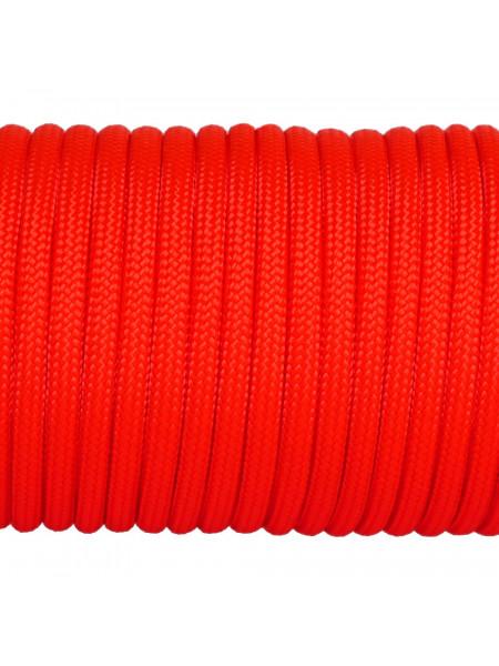 Паракорд 550 ярко-оранжевый 396