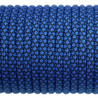 Паракорд 550 черно-синий 556